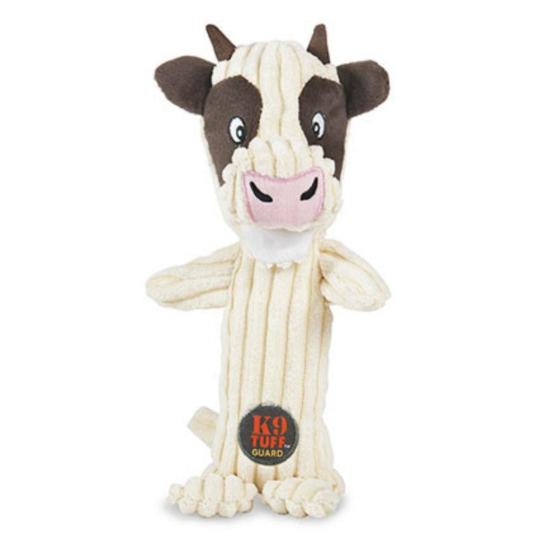 Charming Pet Tennis Heads Dog Toy - Cow