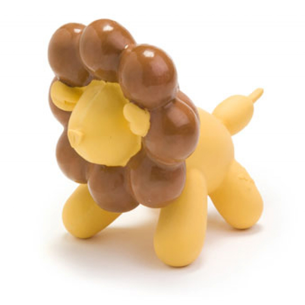 The Charming Balloon Collection Dog Toy - Lily the Lion