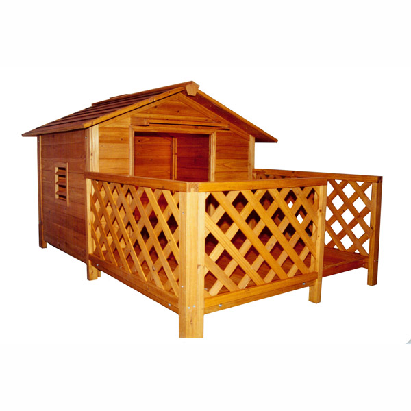 Merry Products The Mansion Large Outdoor Dog House