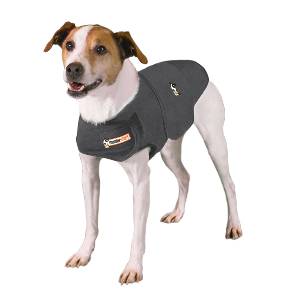 Thundershirt for Dogs - Gray