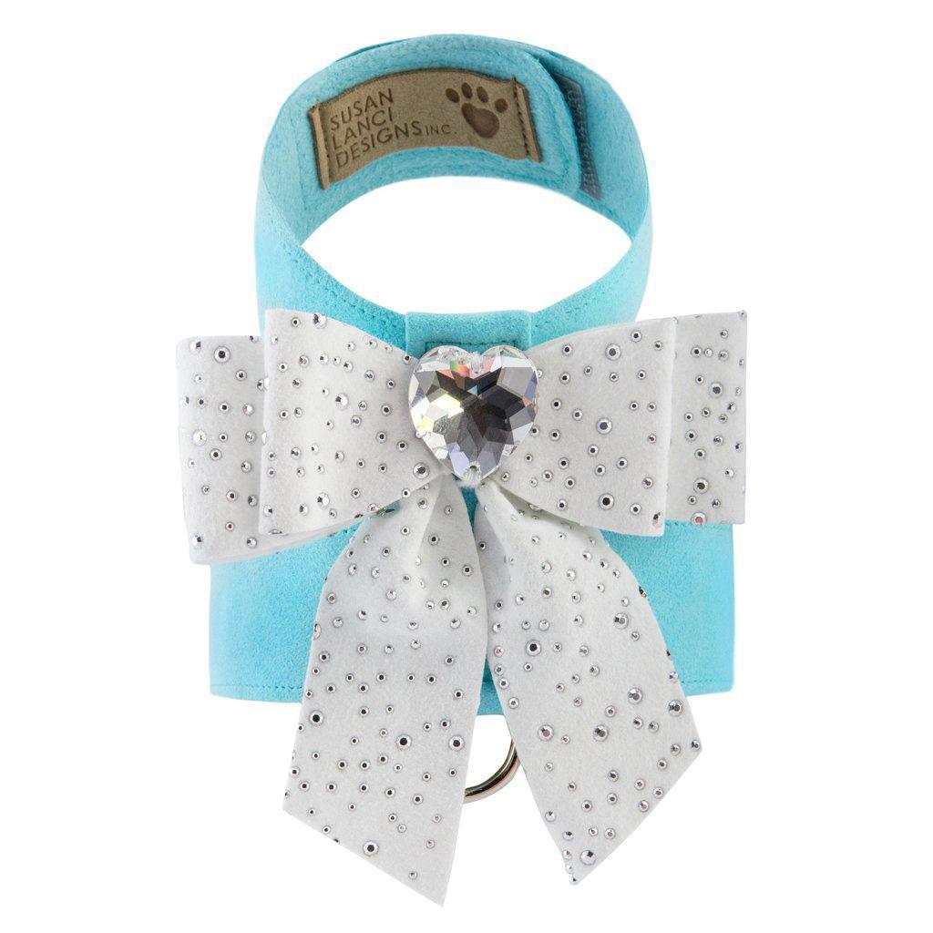 Tiffi's Gift Tinkie Dog Harness by Susan Lanci - Tiffi Blue