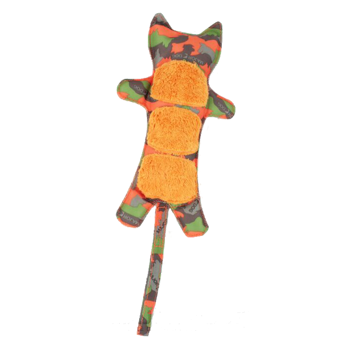 Tiger Dog Toy by Major Dog