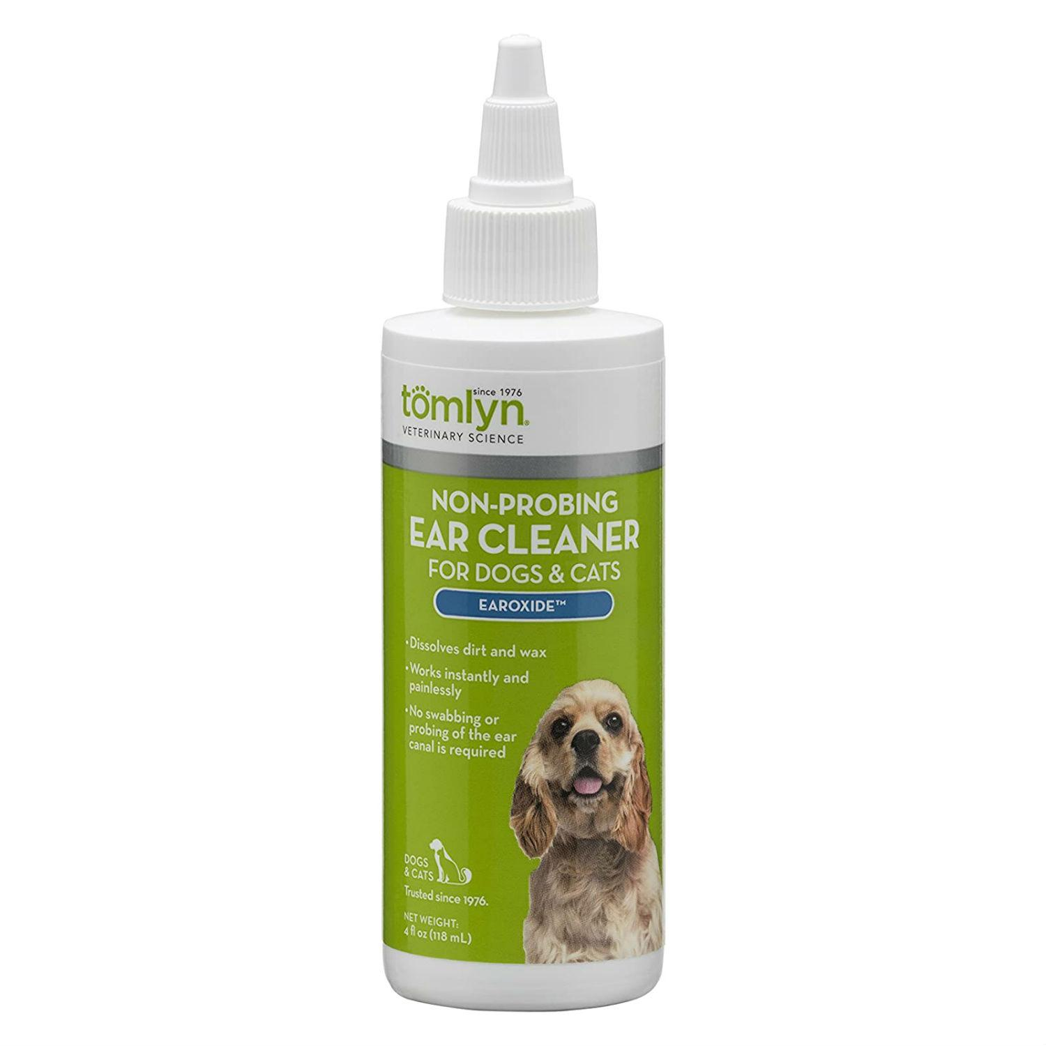 Tomlyn Earoxide Cleanser for Dogs and Cats