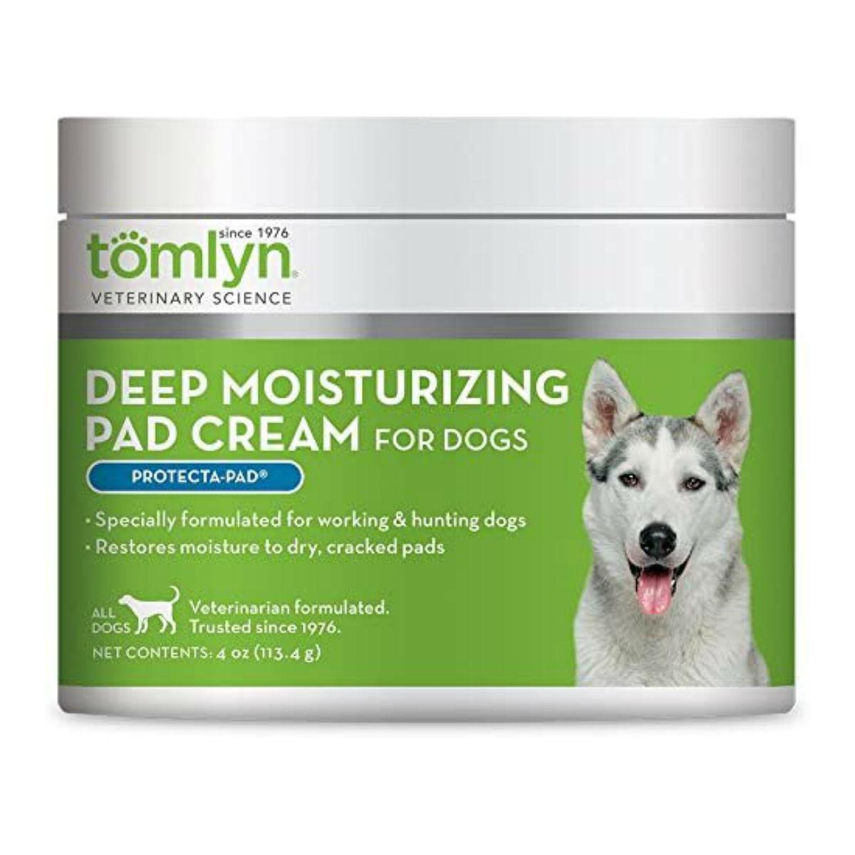 Tomlyn Protecta-Pad Dog Paw Pad and Elbow Cream