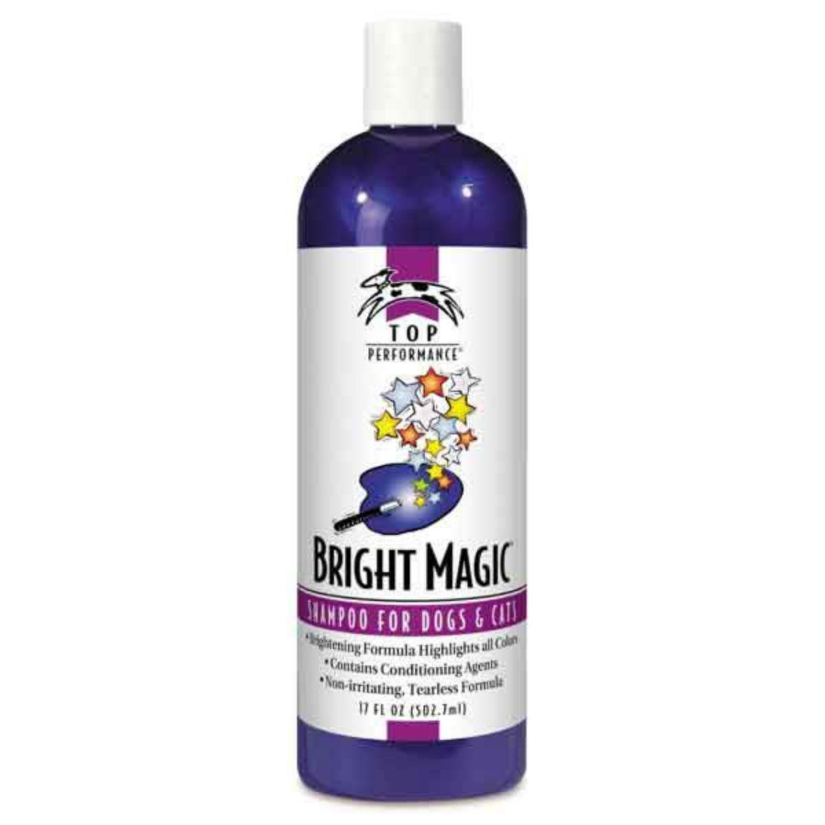 Top Performance Pet Shampoo - Bright Magic