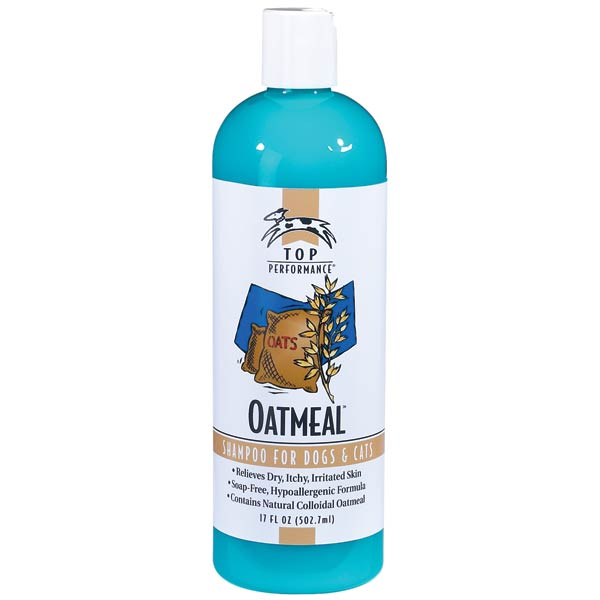 Top Performance Oatmeal Dog and Cat Shampoo