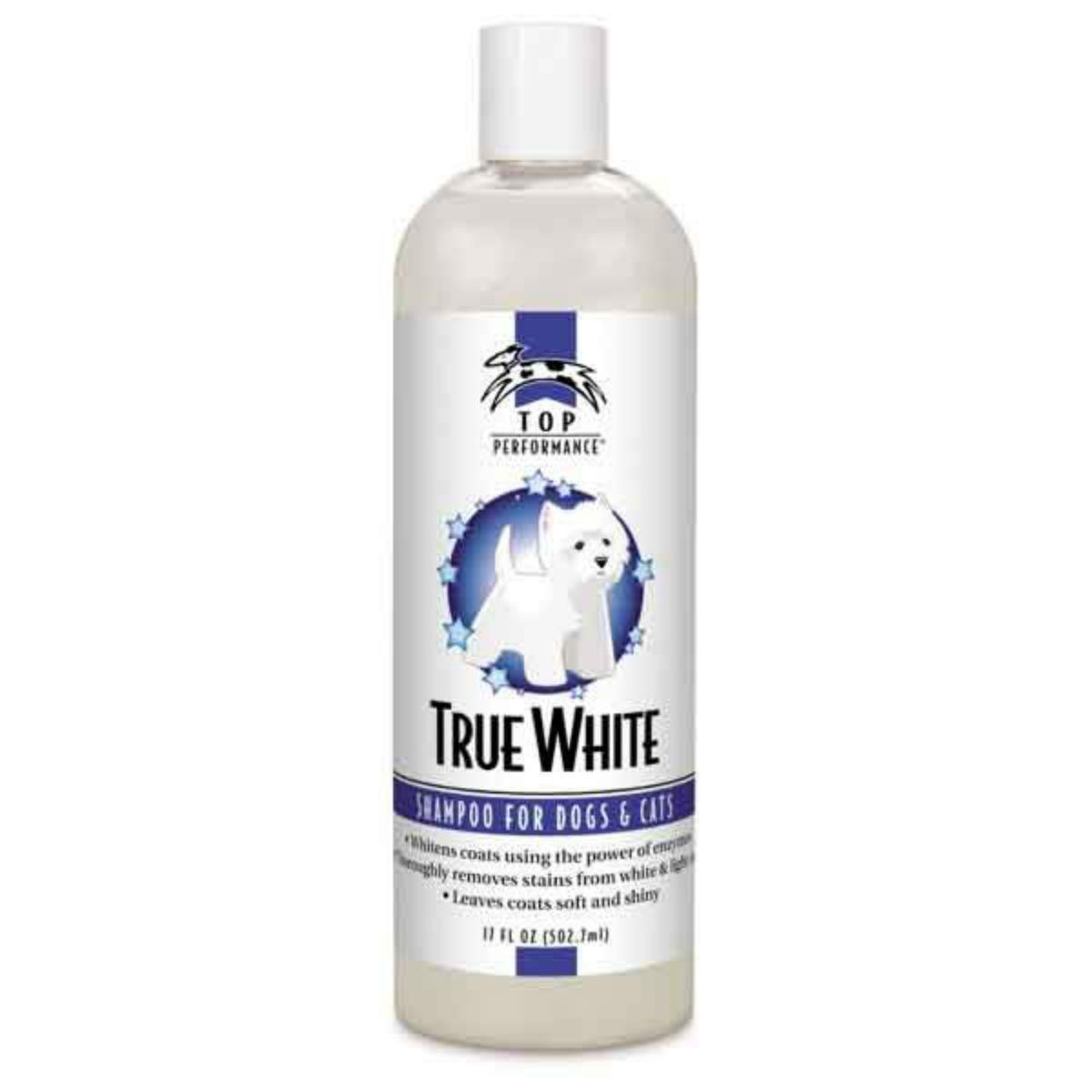 Top Performance Pet Shampoo - True White
