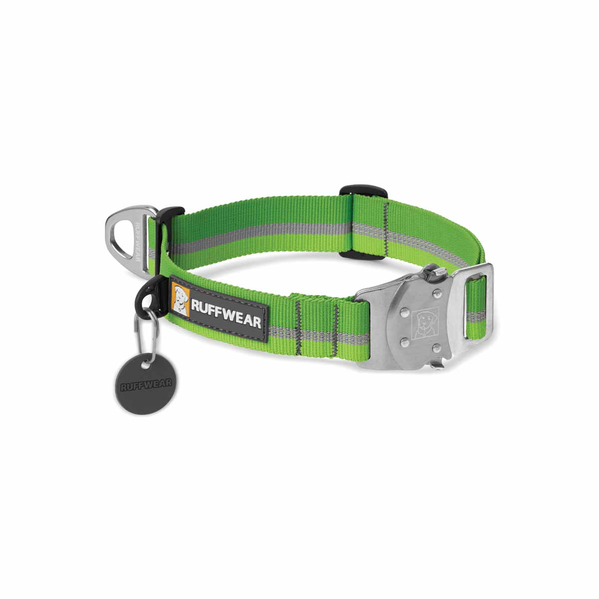 Top Rope Dog Collar by RuffWear - Meadow Green