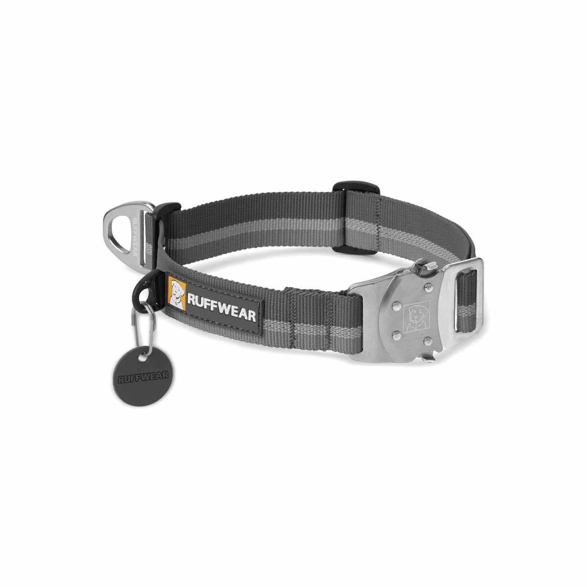 Top Rope Dog Collar by RuffWear - Twilight Gray