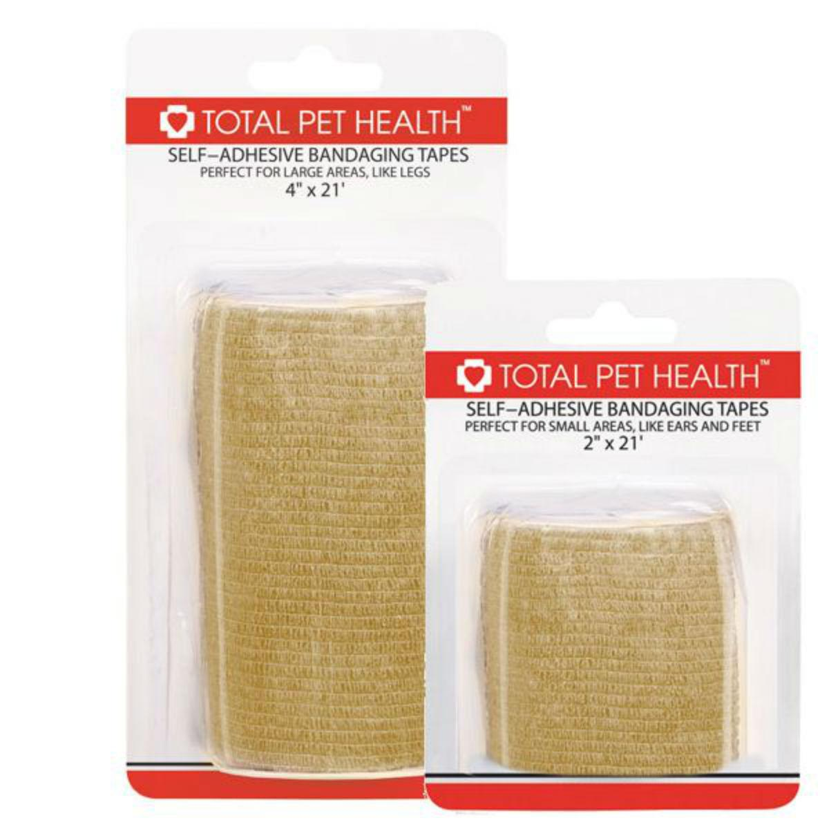 Total Pet Health Bandaging Tapes for Dogs and Cats