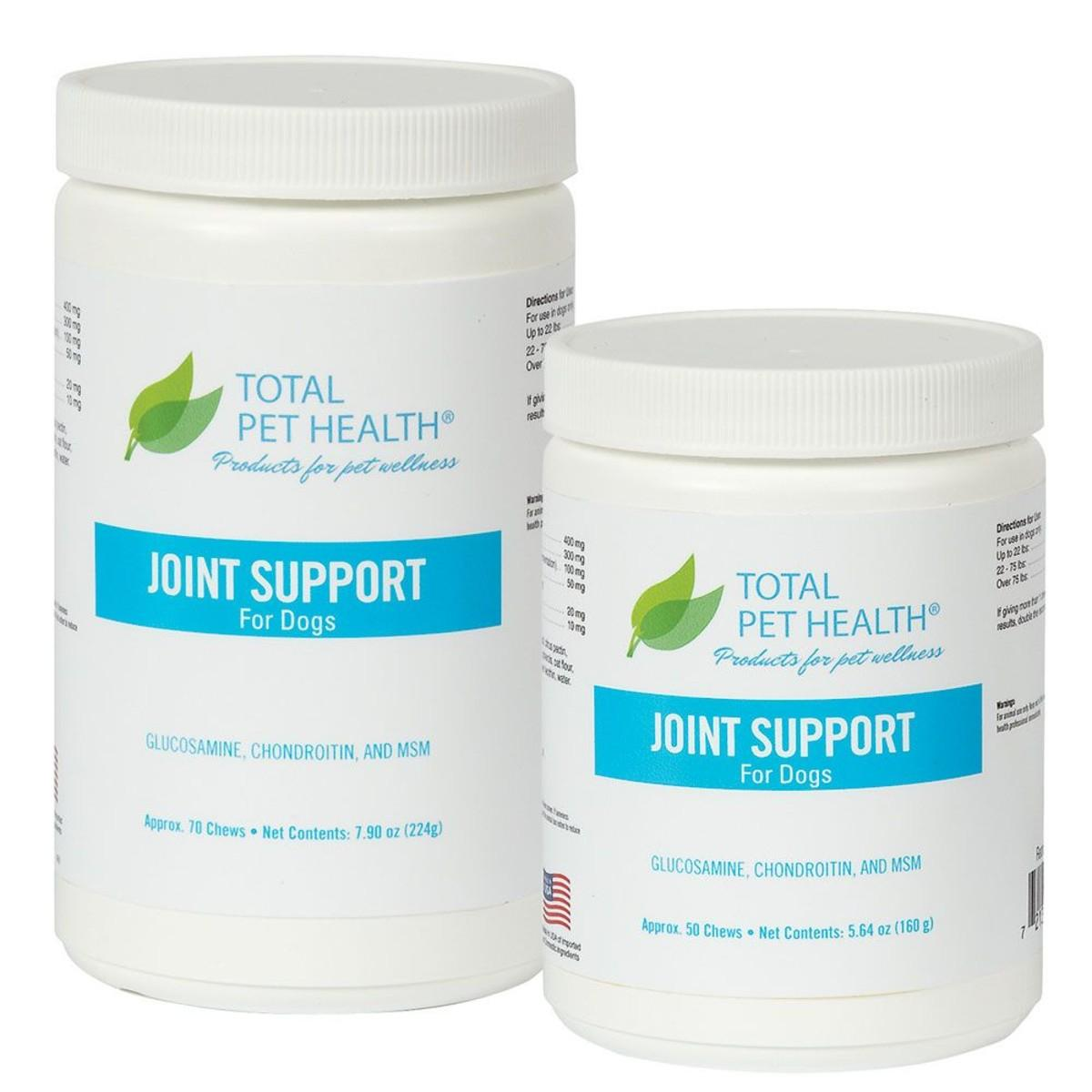 Total Pet Health Hip & Joint Support Dog Chews