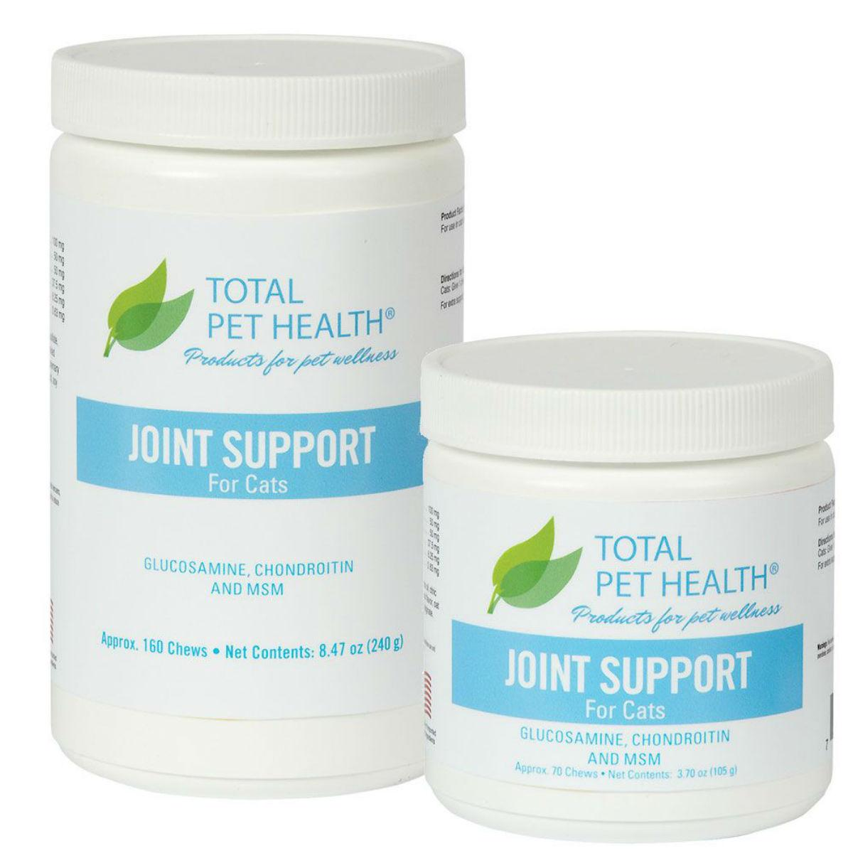 Total Pet Health Hip & Joint Support Cat Chews