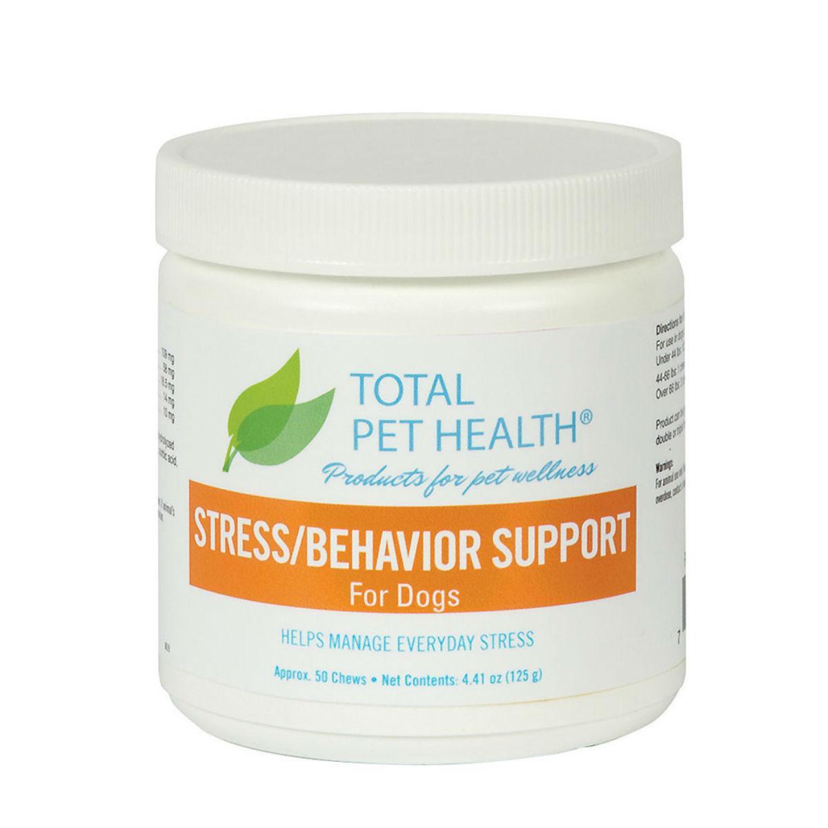 Total Pet Health Stress/Behaviour Support Dog Chews