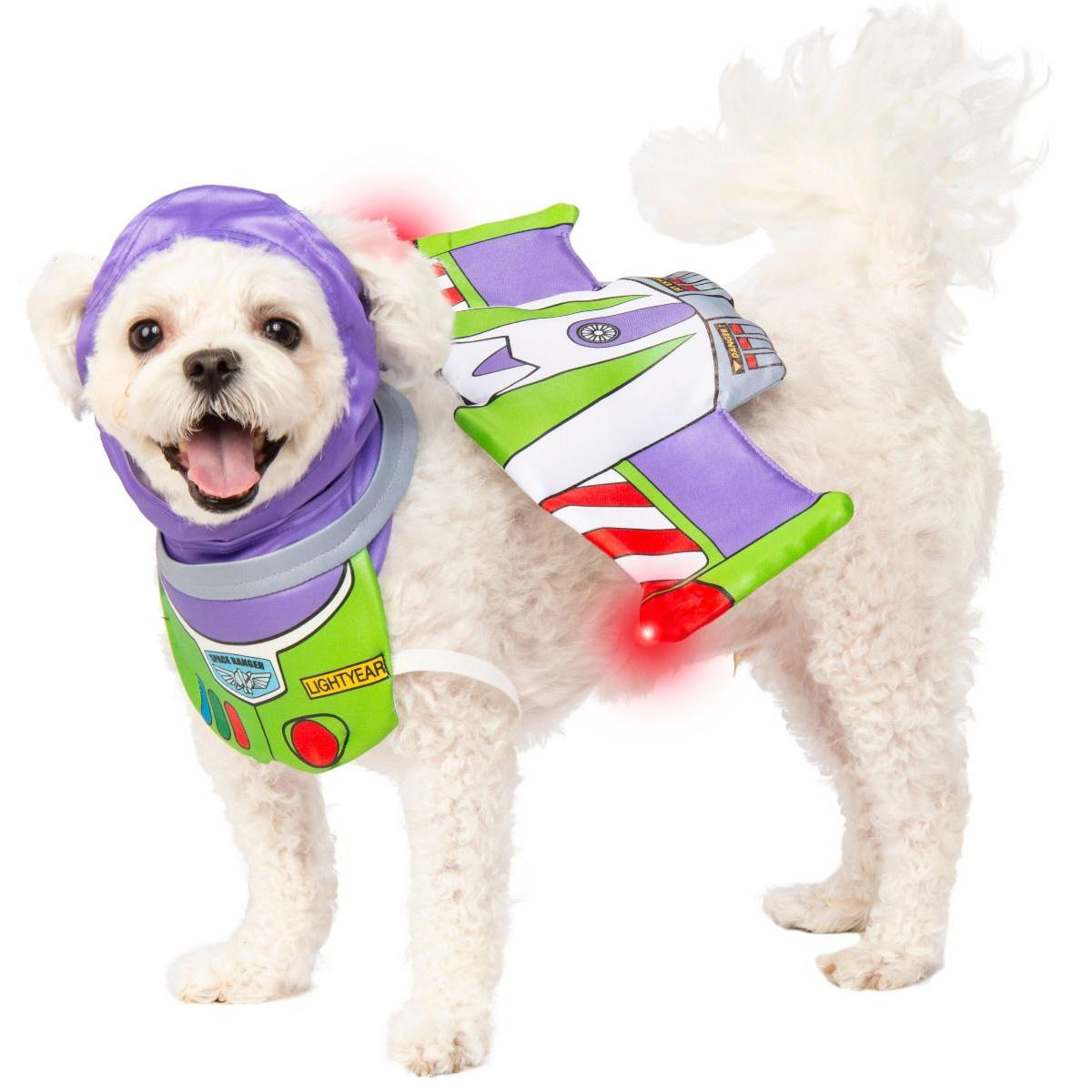 Toy Story Buzz Lightyear Dog Costume Accessories by Rubies