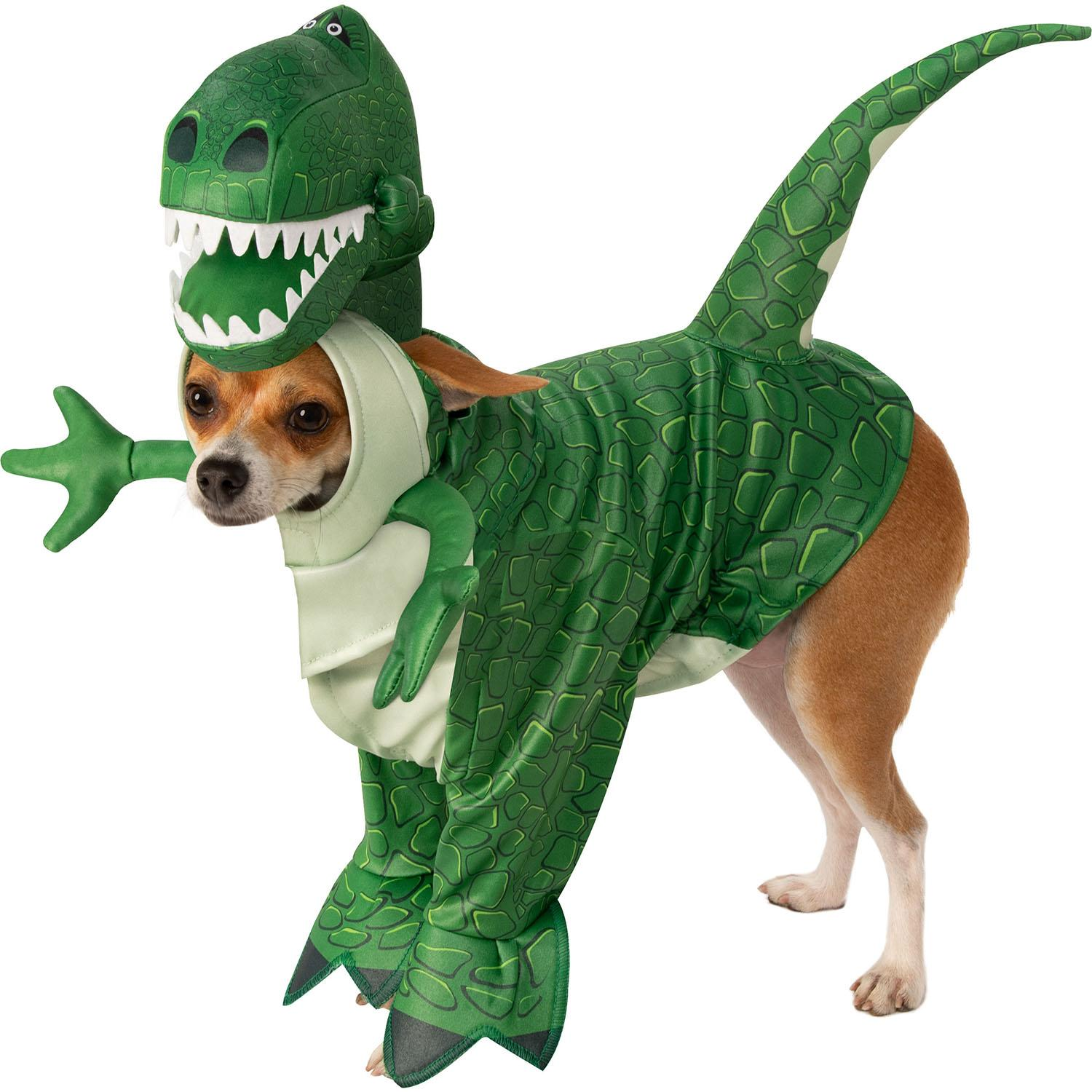 Toy Story Walking Rex Dog Costume by Rubies