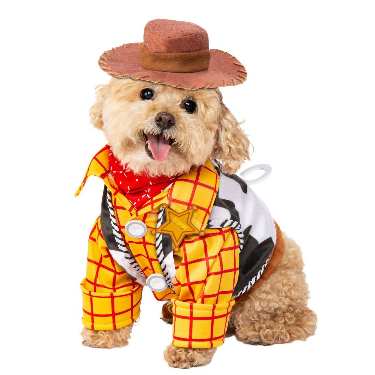 Toy Story Woody Dog Costume by Rubies