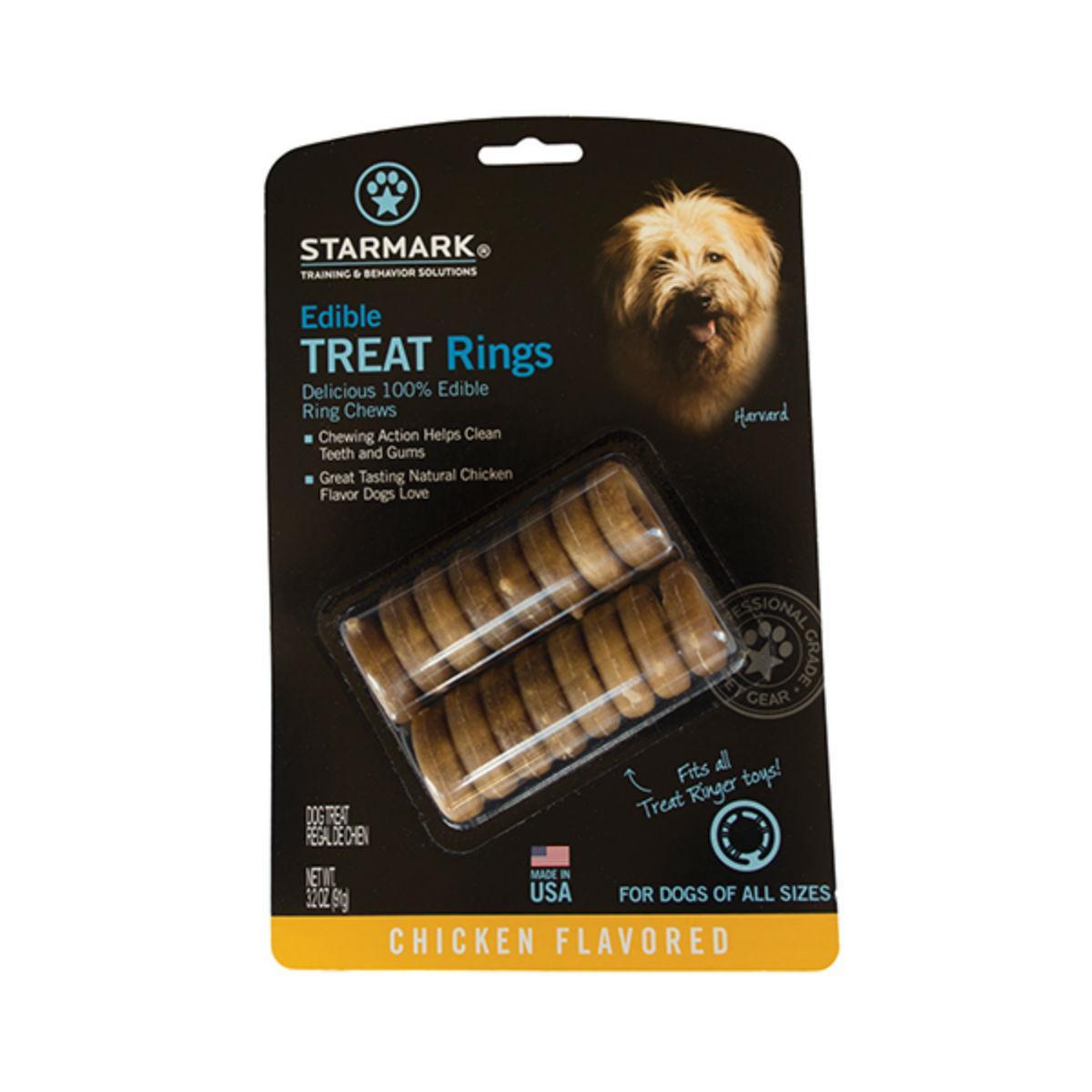 Treat Ringer Dog Treat Refills by Starmark - Chicken Flavor