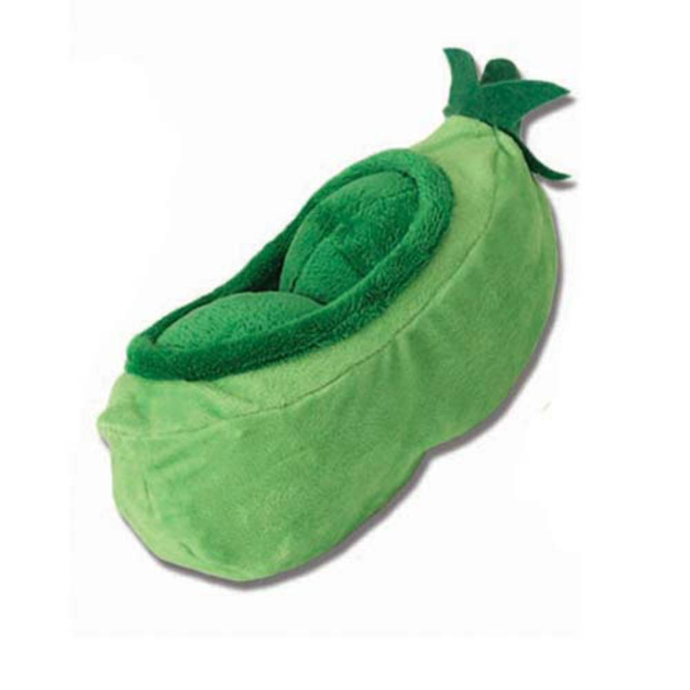 TreatRageous Hide-a-Treat Peapod Dog Toy