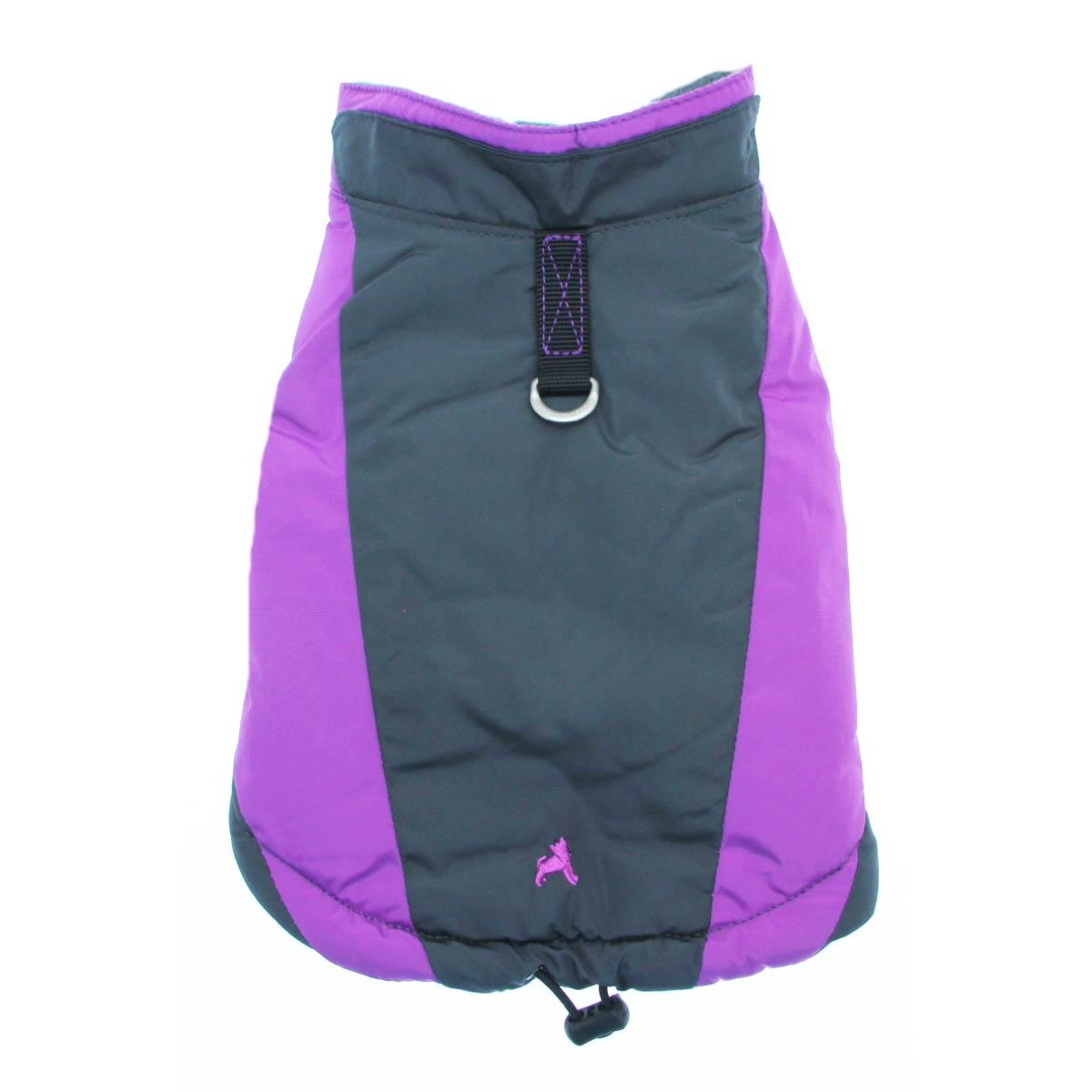 Trekking Dog Jacket by Gooby - Purple
