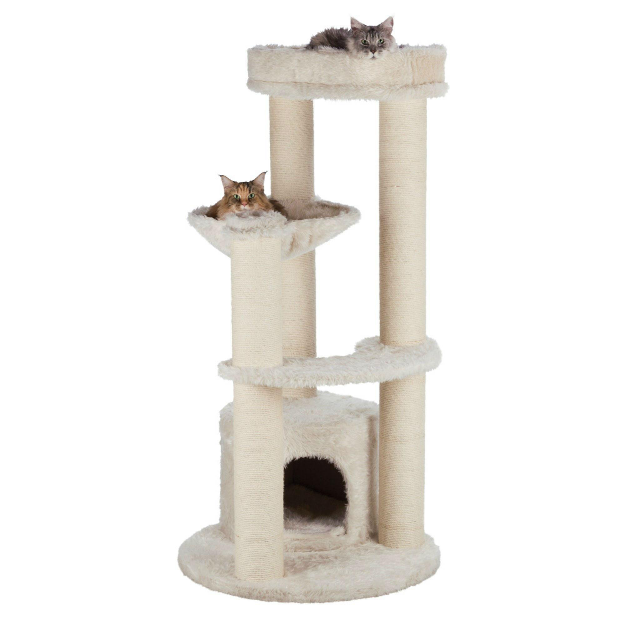Trixie Baza Cat Scratching Post - Giant Cat Tower