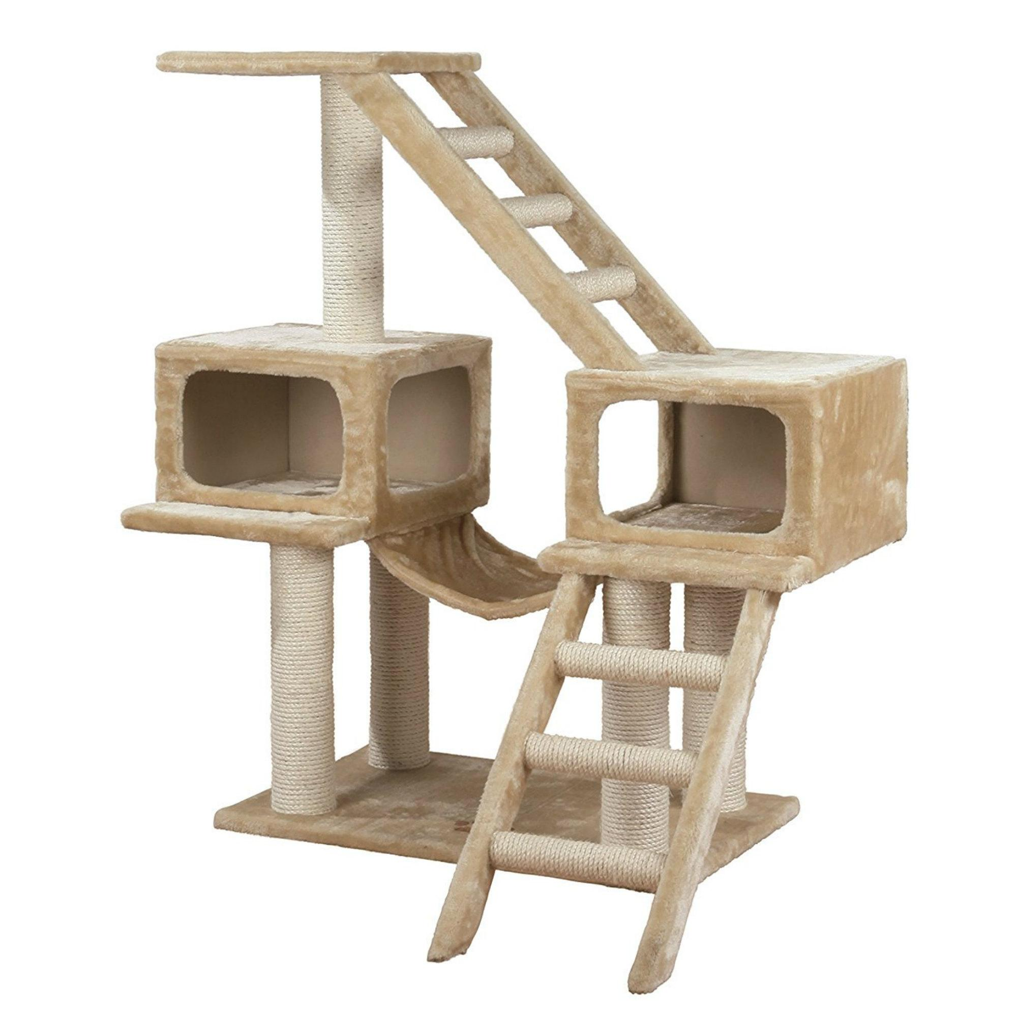 Trixie Malaga Cat Tree Playground - Beige