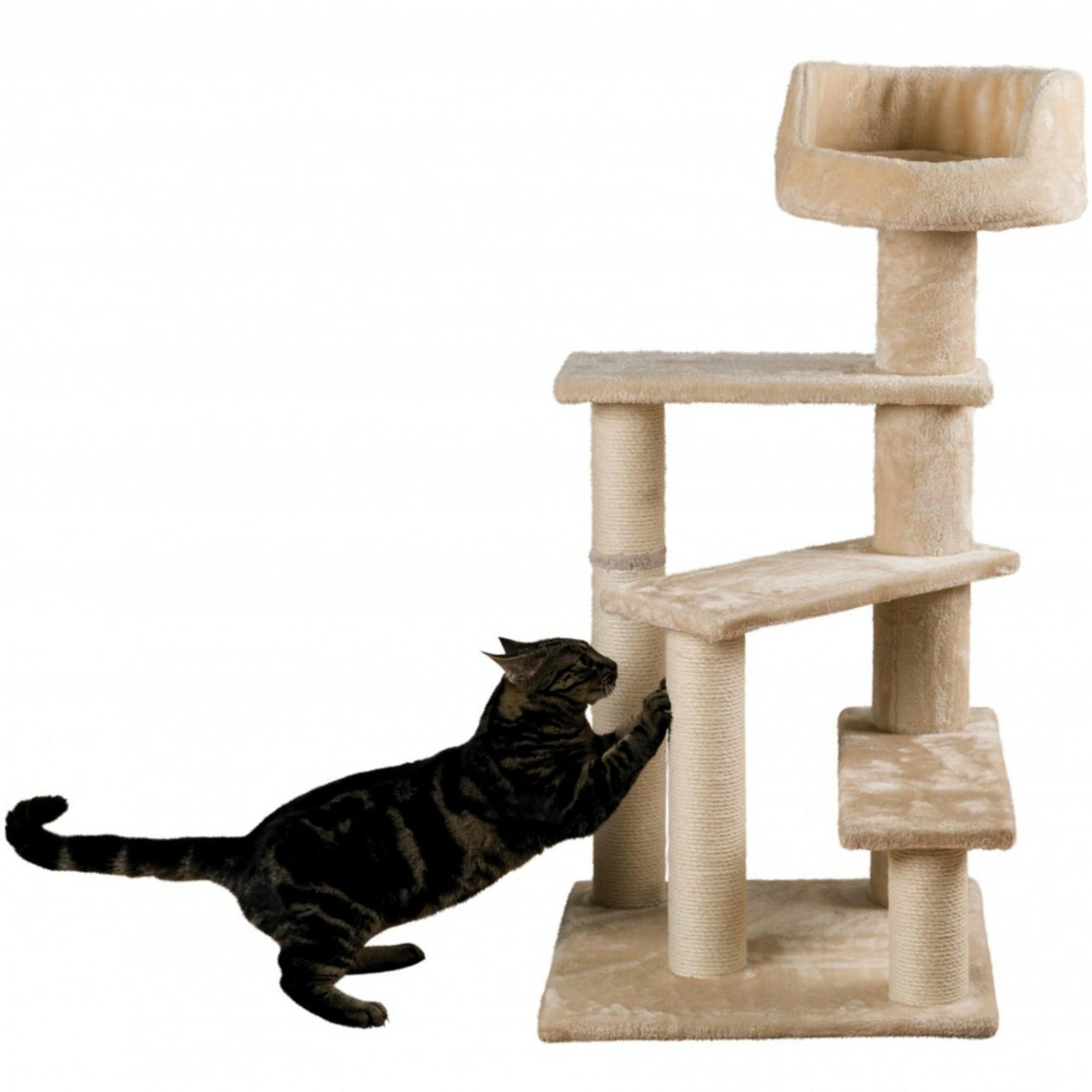 Trixie Tulia Senior Cat Tree - Beige