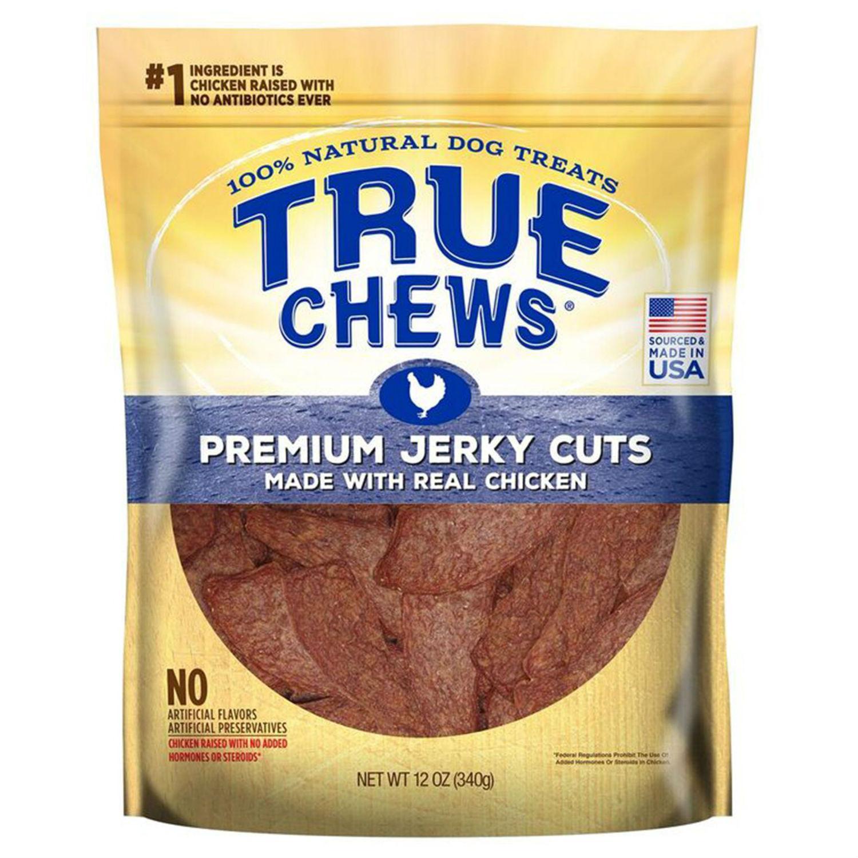 True Chews Premium Jerky Cuts Dog Treat - Real Chicken