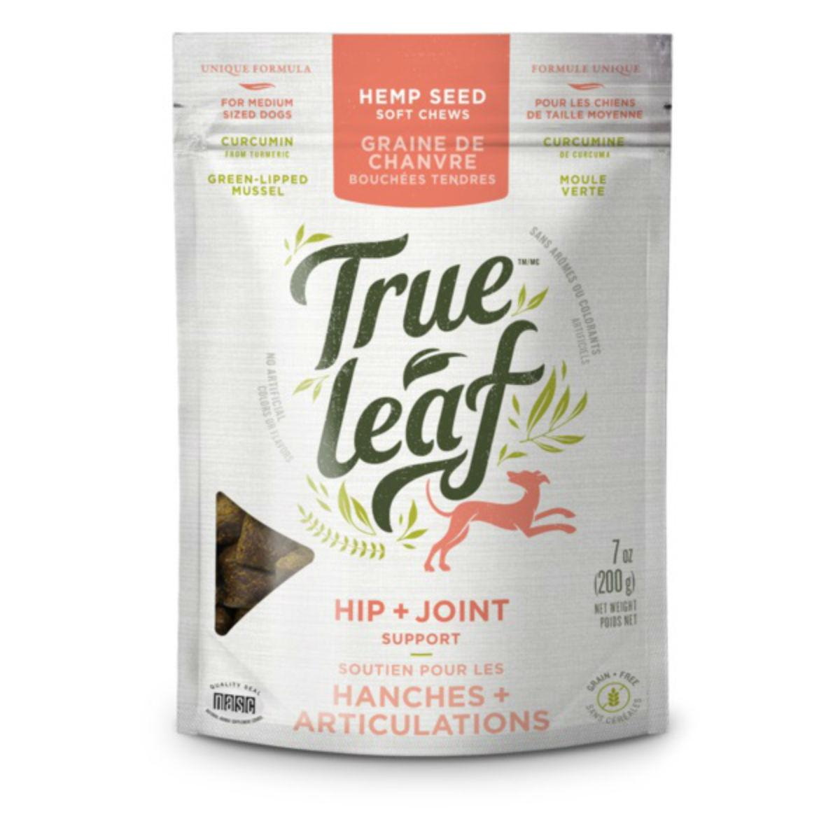 True Leaf Dog Chew - Hip + Joint