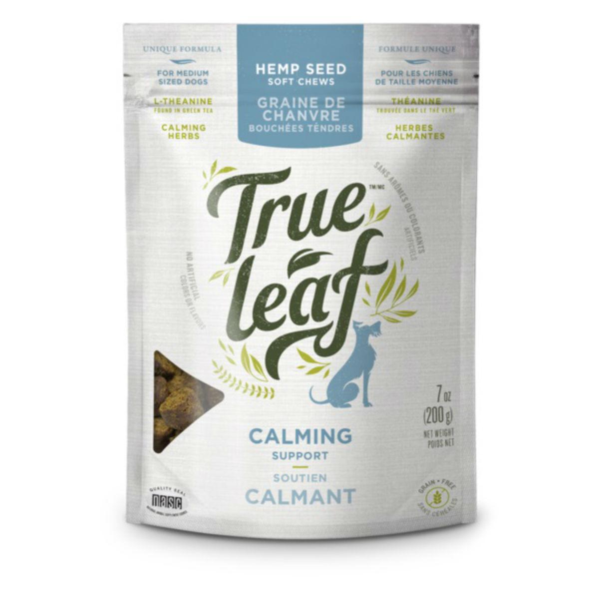 True Leaf Dog Chew - Calming