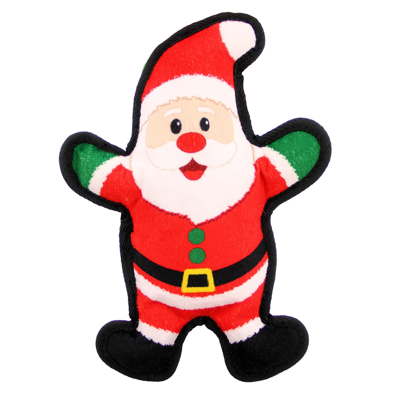 Tuff Enuff™ Dog Toy - Santa