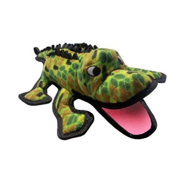 Tuffy Dog Toys Sea Creatures - Alligator