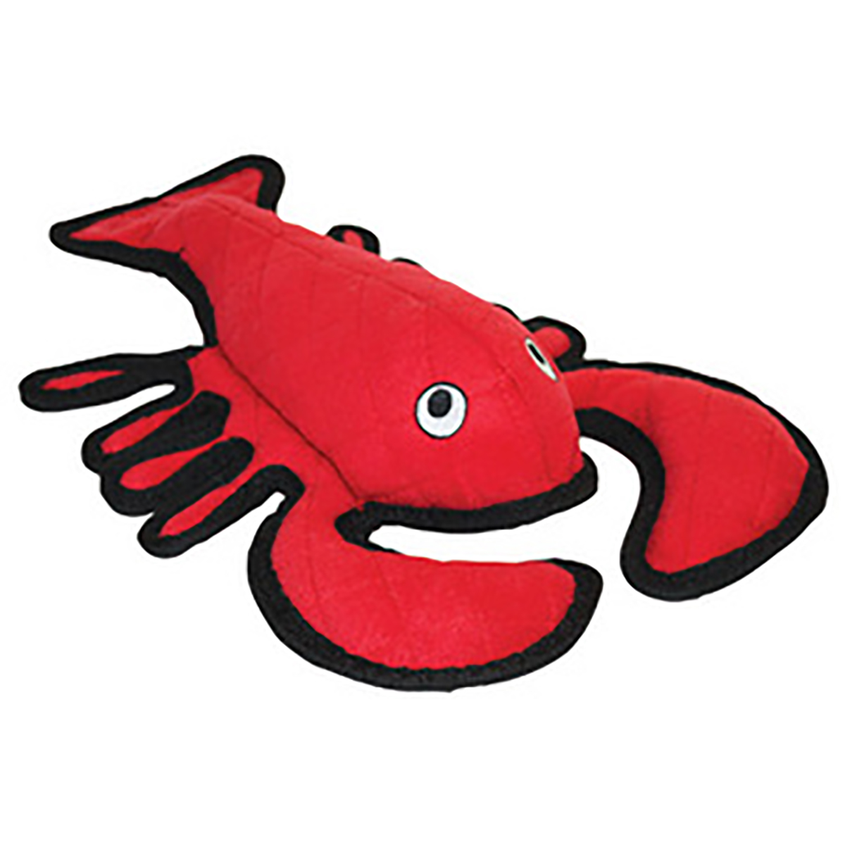 tuffy ocean creatures dog toy lobster with same day shipping