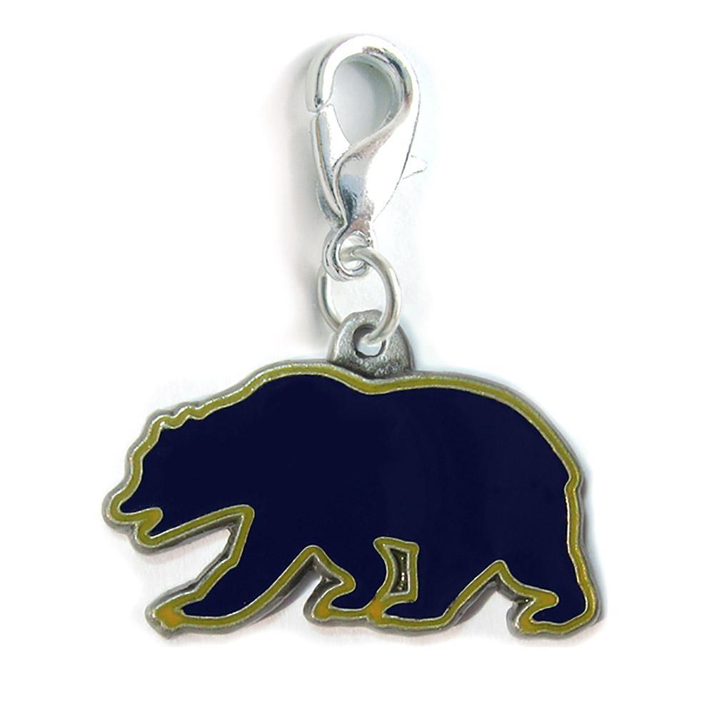 Cal State Berkeley Bears Dog Collar Charm