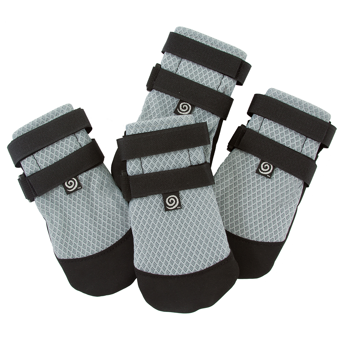 Ultra Paws Cool Dog Boots - Silver