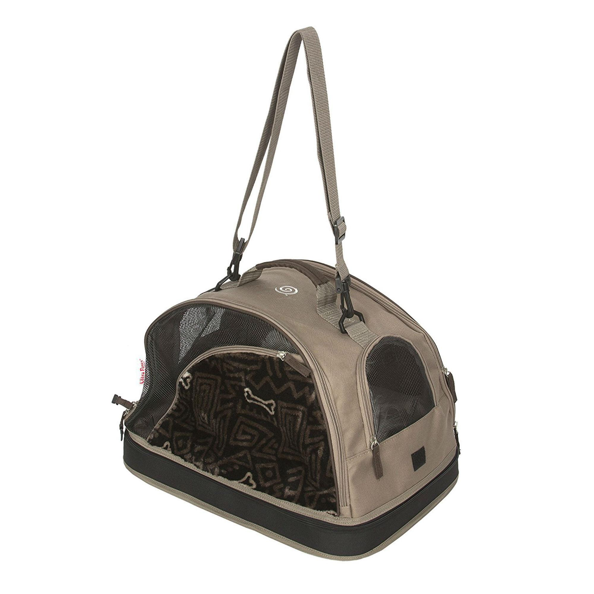 Ultra Paws On-The-Go 3 in 1 Transformer Dog Carrier
