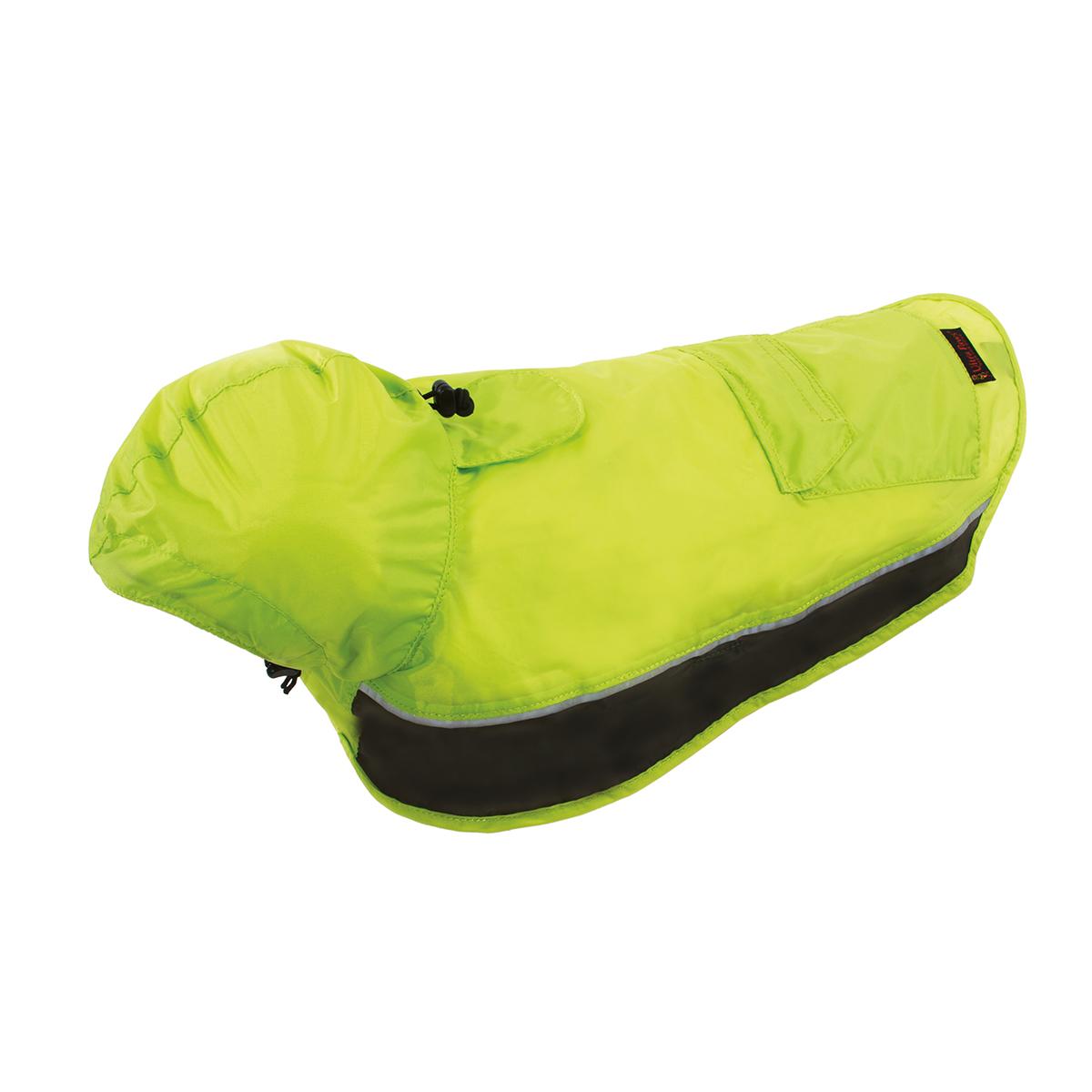 Ultra Paws Pooch Pocket Dog Raincoat