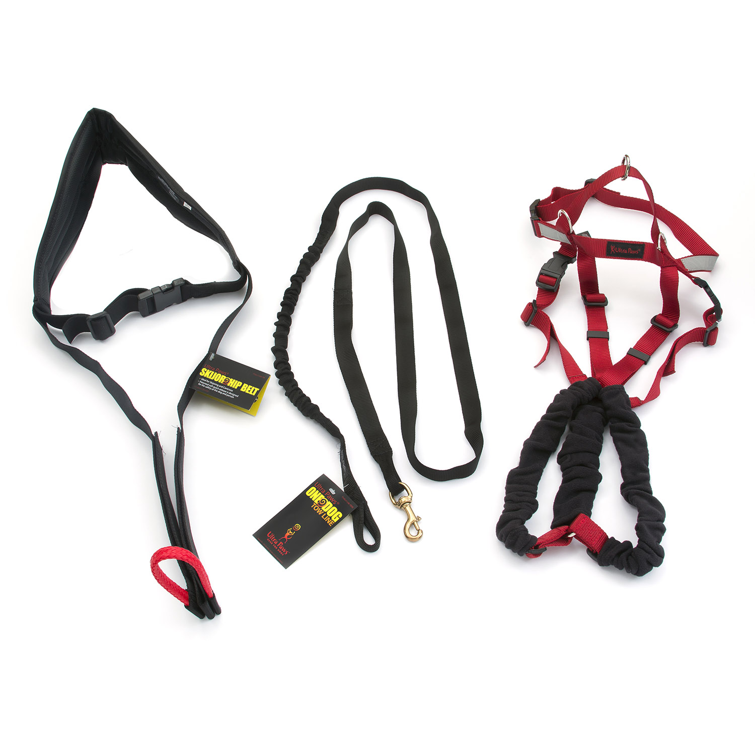 Ultra Paws Skijor Package