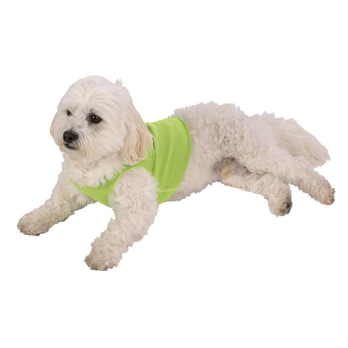 Ultra Paws Ultra Cool Dog Tee - Lime