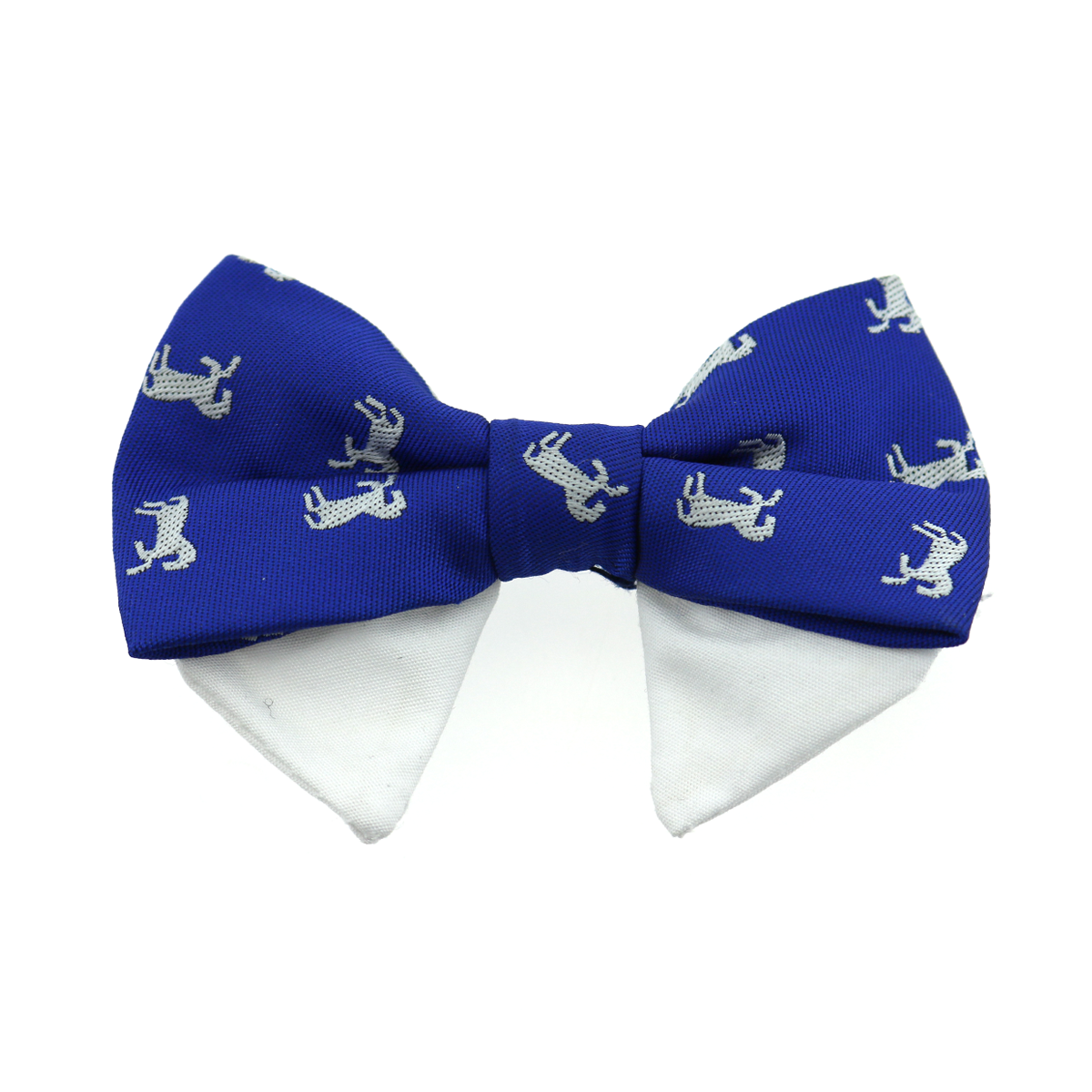 Dog Bow Tie Collar Attachment by Doggie Design - Royal Blue