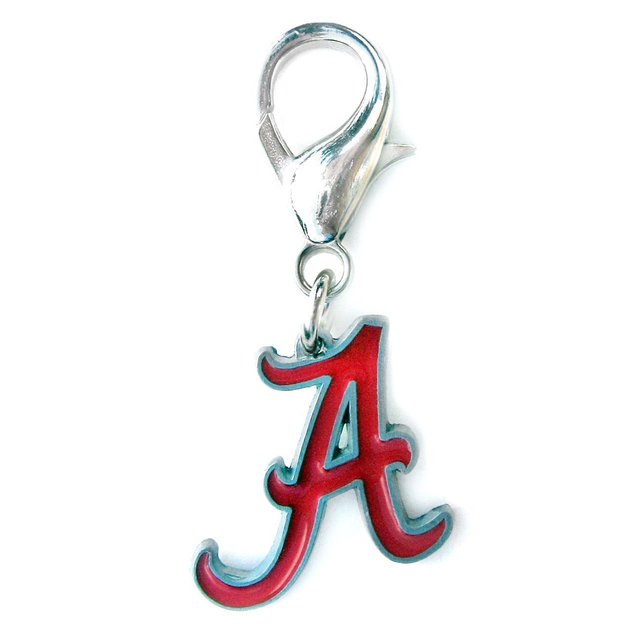 University of Alabama Crimson Tide Dog Collar Charm