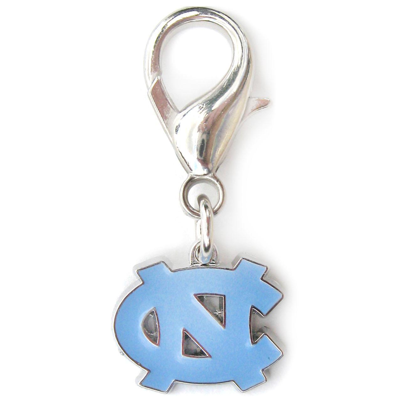 University of North Carolina Tarheels Dog Collar Charm
