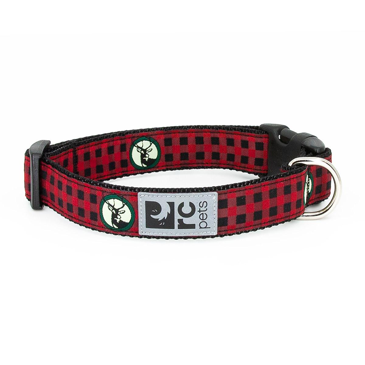 Urban Woodsman Adjustable Clip Dog Collar by RC Pet