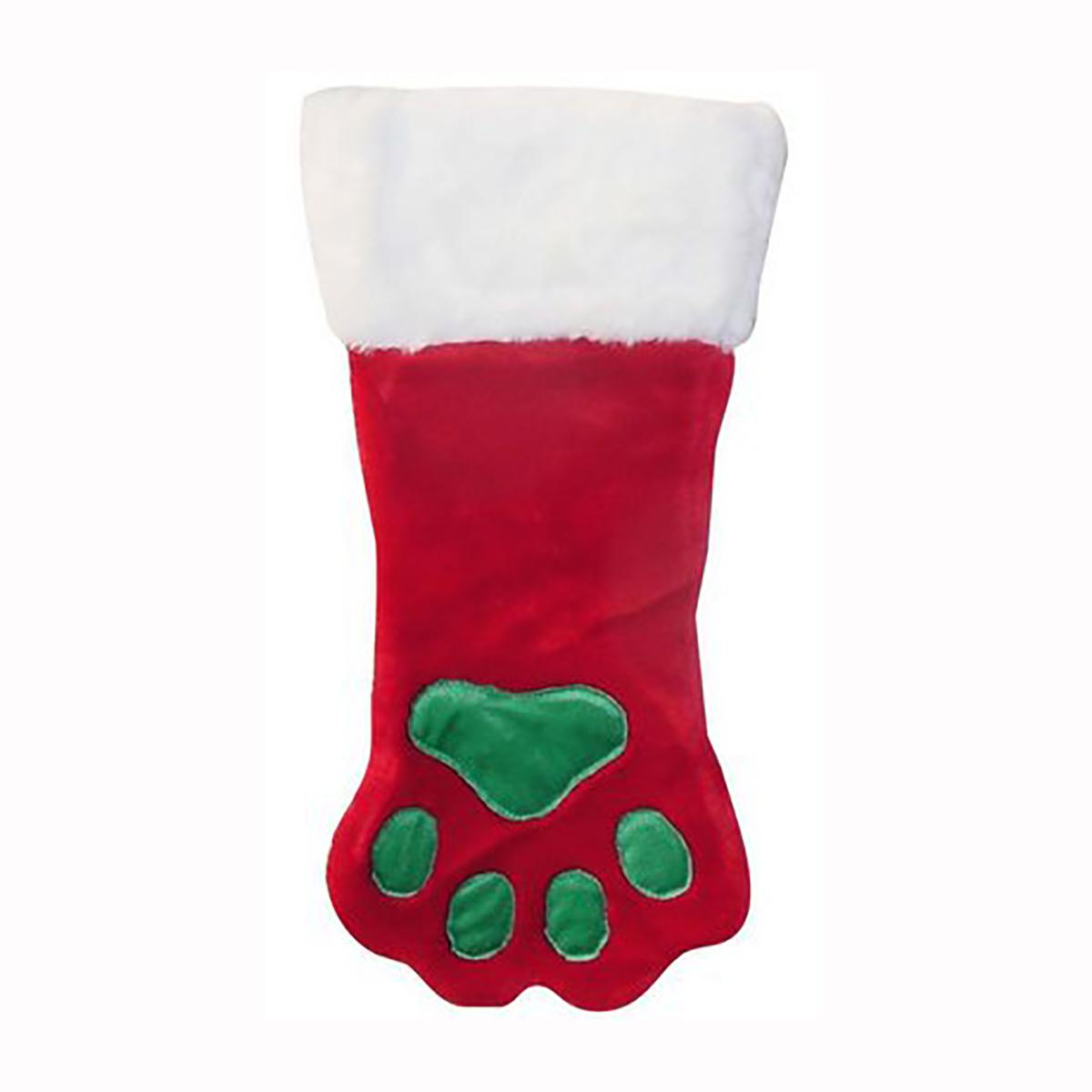 Outward Hound Holiday Paw Dog Stocking
