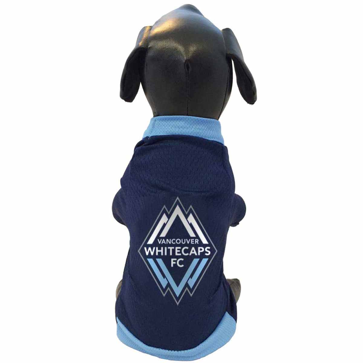 Vancouver Whitecaps Athletic Mesh Dog Jersey