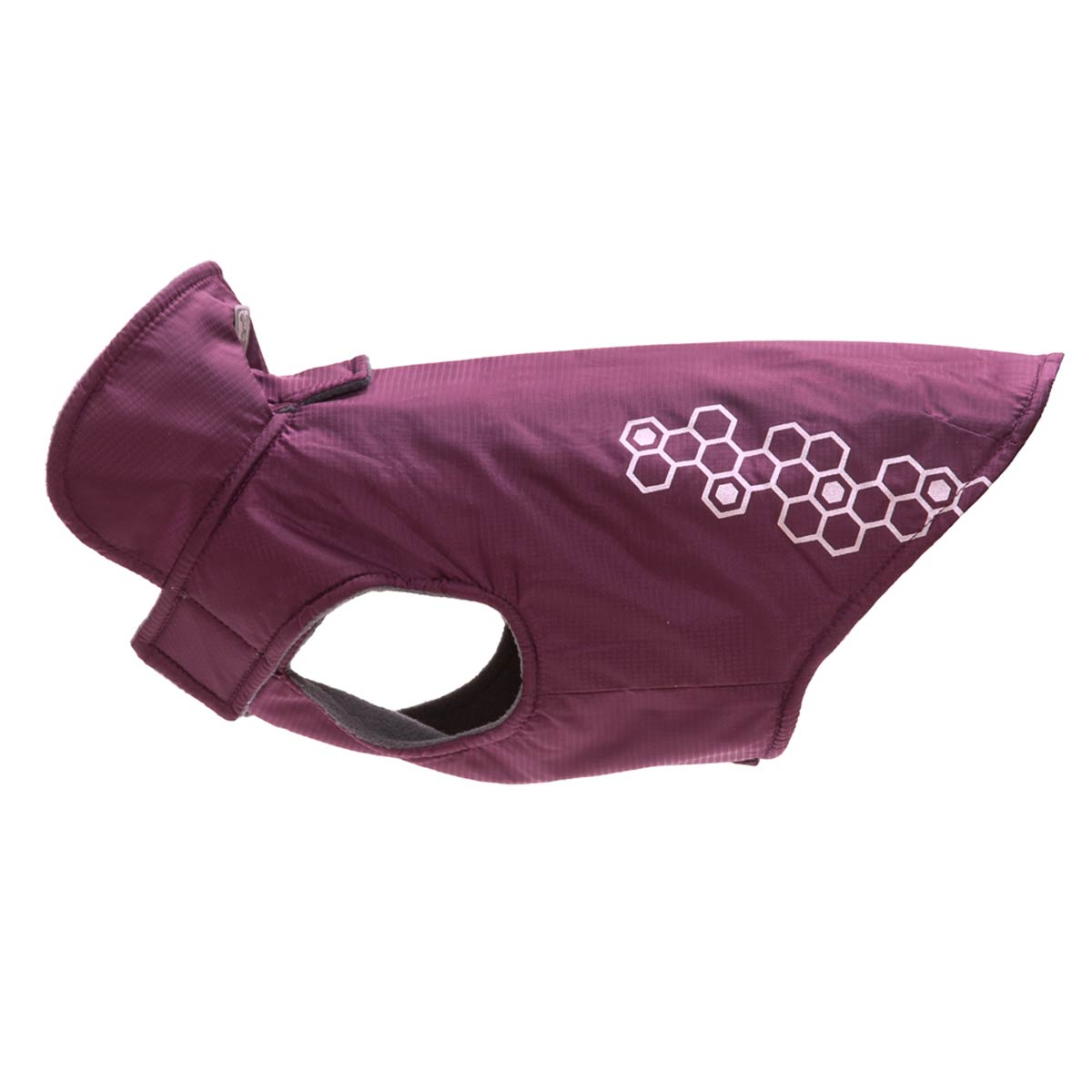 Venture Outerwear Dog Coat - Grapes
