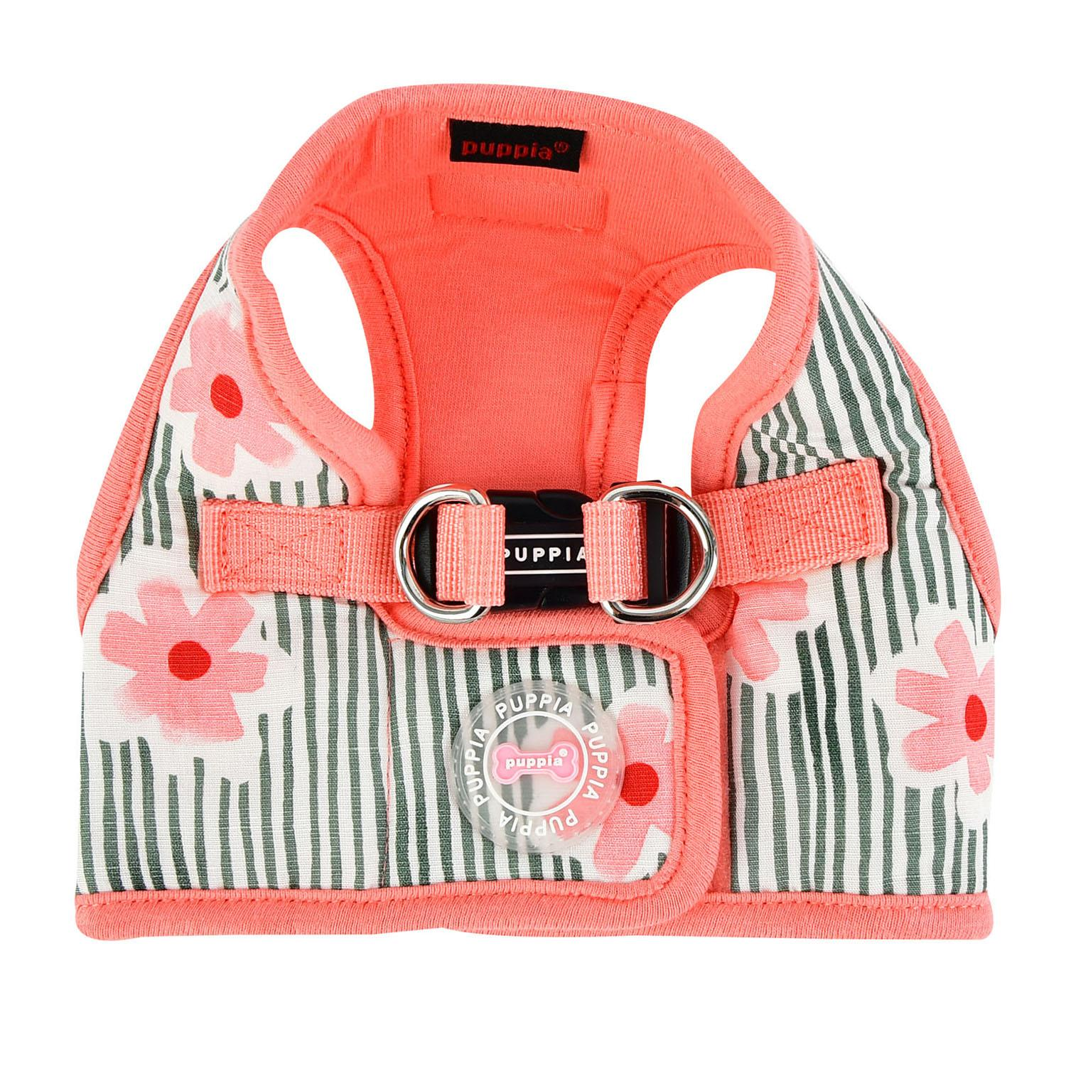 Verna Vest Dog Harness by Puppia - Pink