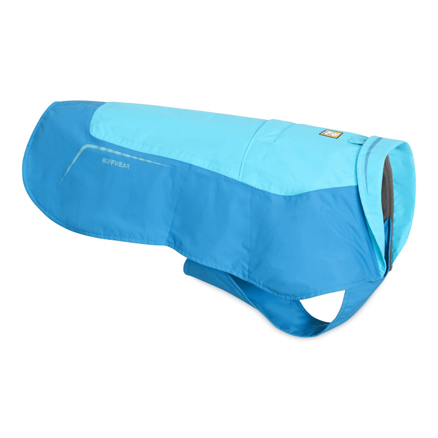 Vert™ Dog Jacket by RuffWear - Blue Atoll
