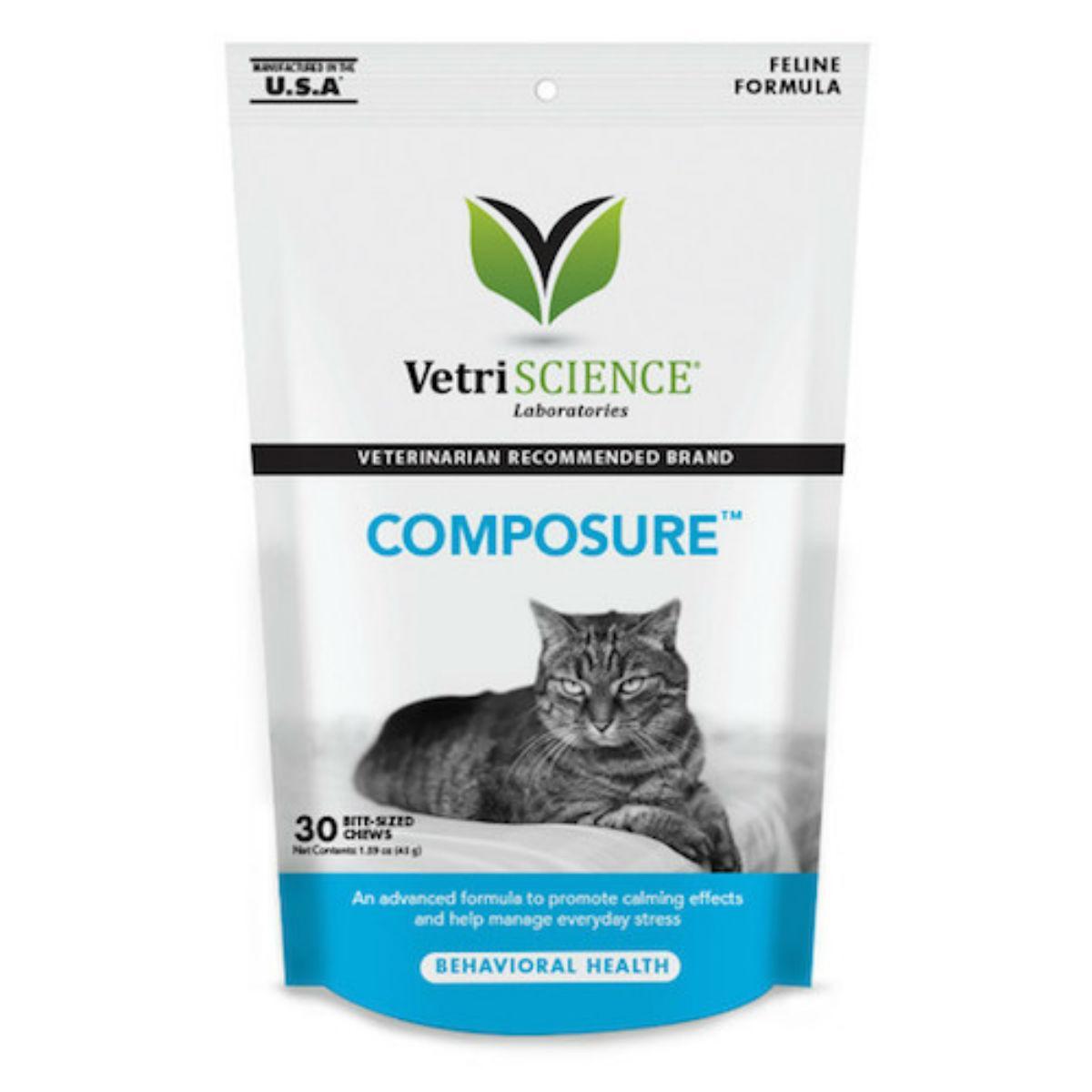VetriScience Composure Cat Chews