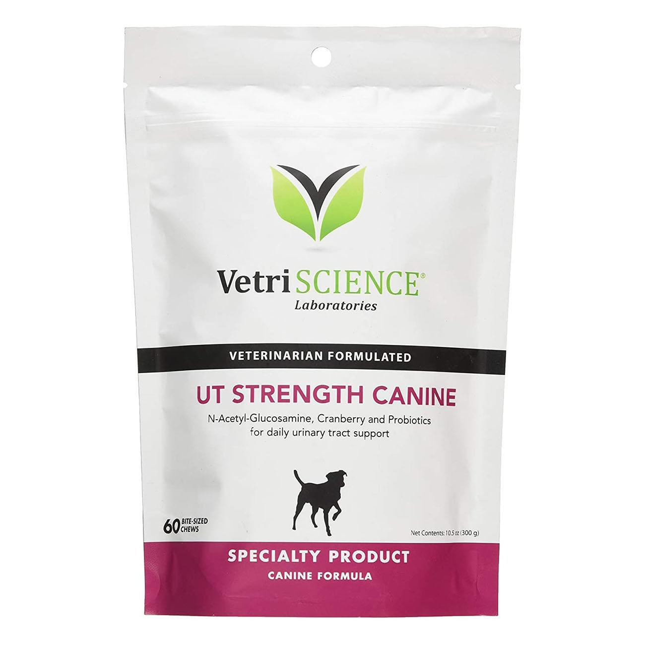 VetriScience UT Strength STAT Bite-Sized Dog Chews