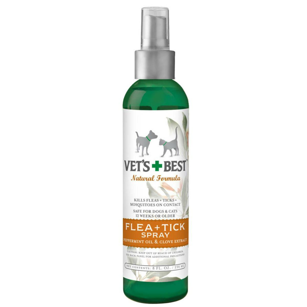 Vet's Best Flea + Tick Spray